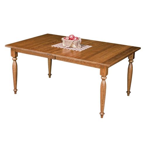 Farmhouse Leg Table