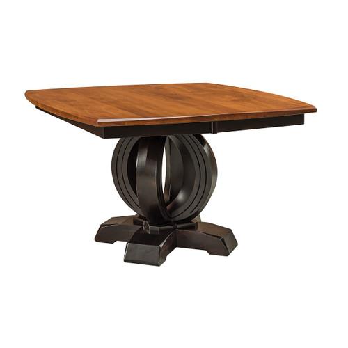 Saratoga Single Pedestal Table