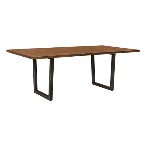 Lifestyle Trestle Table (Live Edge)
