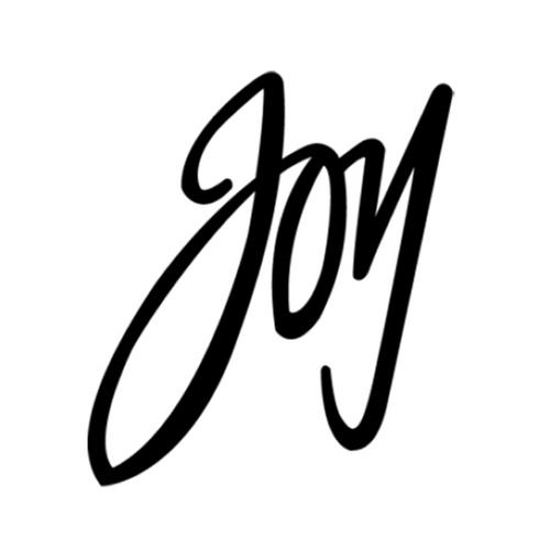 Metal Joy Ornament