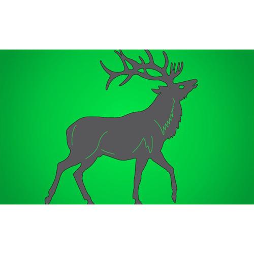 Metal Light Box (Elk)
