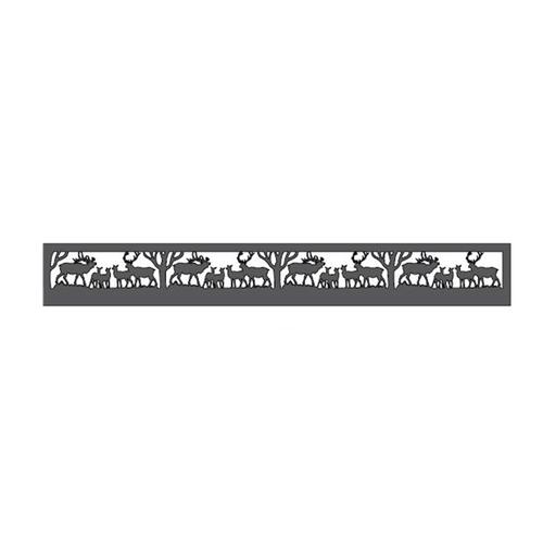 Metal Fire Ring (Elk)