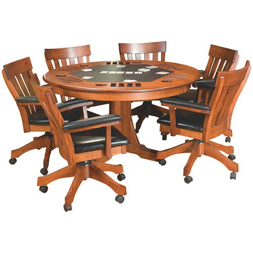 Signature Mission Game Table (Flip Top)