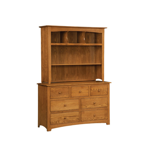 Monterey Hutch Top
