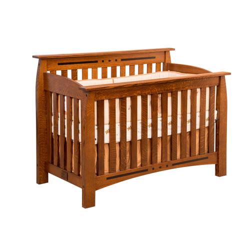 Linbergh Crib 3-in-1