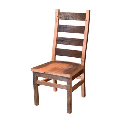 Ladderback Dining Chair (Barn Wood)