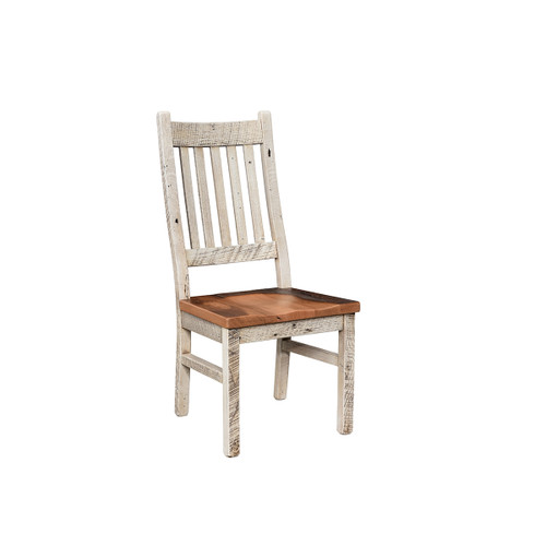 Farmhouse Bar Chair (Barn Wood)