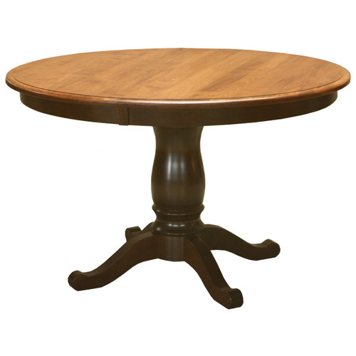 Old Mill Single Pedestal Table