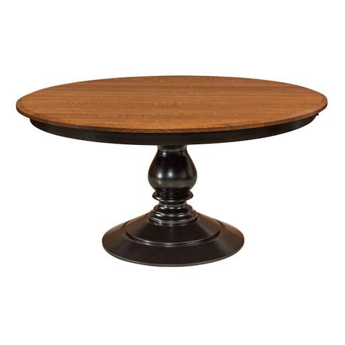 St. Charles Single Pedestal Table