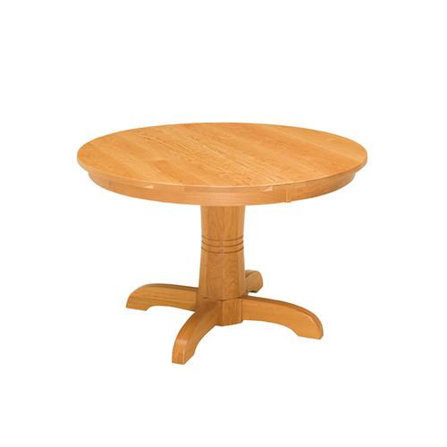 Regal Shaker Single Pedestal Table