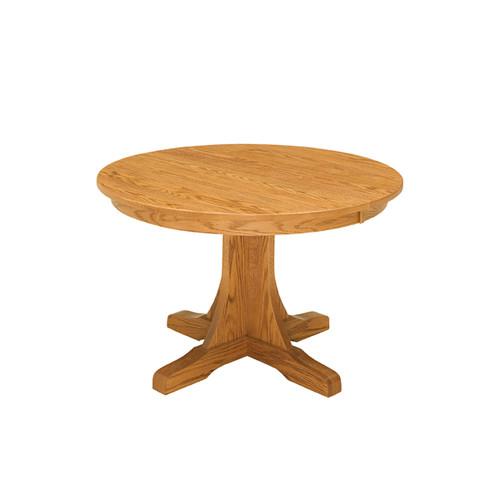 Single Pedestal Mission Table