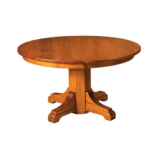 Monteray Single Pedestal Table