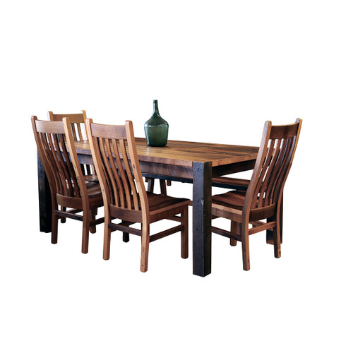 Timber Ridge Table (Barn Wood / Extendable)