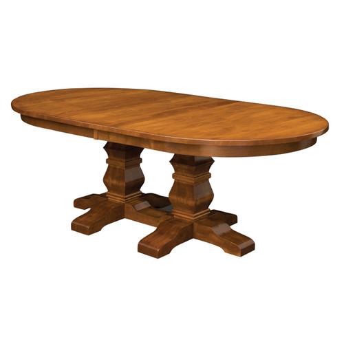 Bradbury Double Pedestal Table