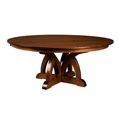 Brooklyn Single Pedestal Table