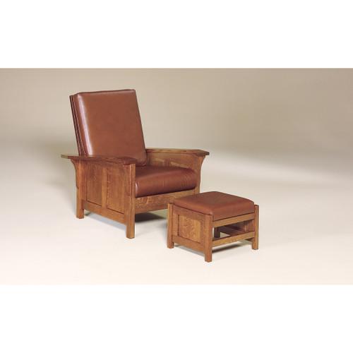 Clearspring Panel Morris Footstool