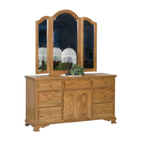 "Heritage 60"" Dresser"