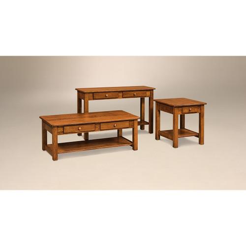 Contemporary Coffee Table (Square)