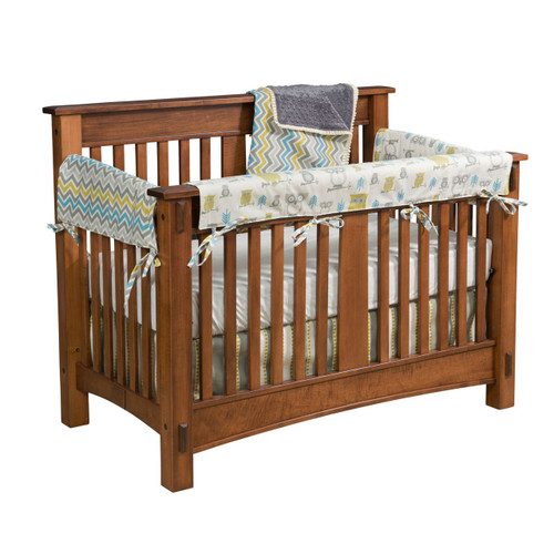 Crib Teething Rail Set