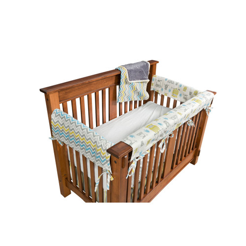Crib Teething Rail