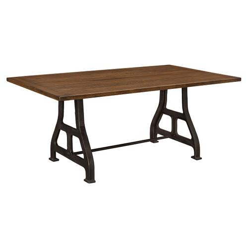 Ironsmith Table (Reclaimed Barn Wood)