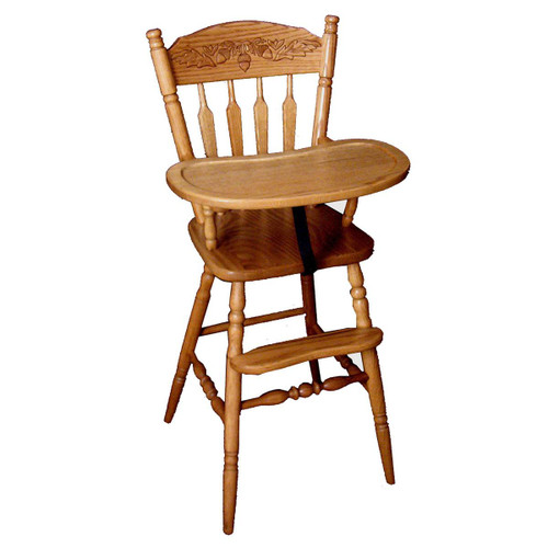 High Chair (Post Back)