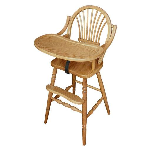 High Chair (Sheaf Back)