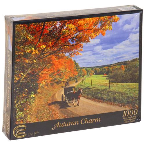 Autumn Charm Jigsaw Puzzle