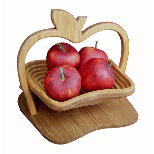 Apple Collapsible Basket