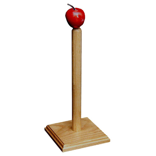 Apple Paper Towel Holder
