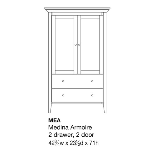 Medina Armoire