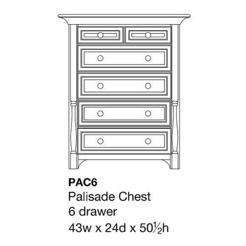 Palisade Chest