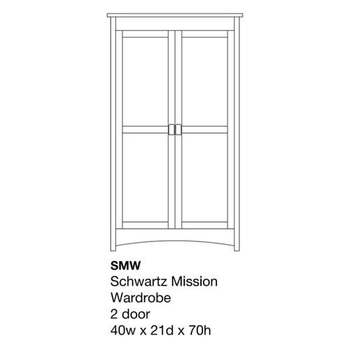 Schwartz Mission Wardrobe