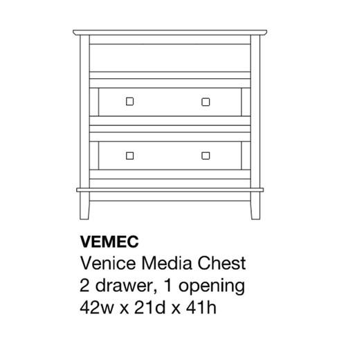 Venice Media Chest