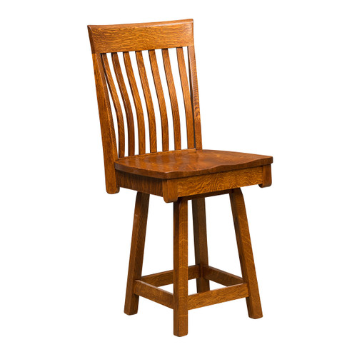 Baytown Swivel Bar Stool
