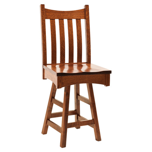 Bellingham Swivel Bar Stool