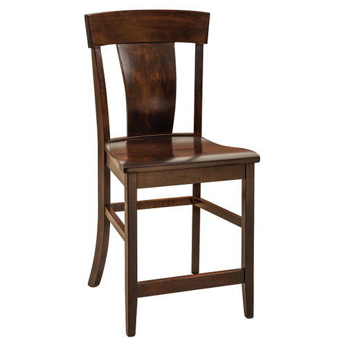 Baldwin Stationary Bar Stool