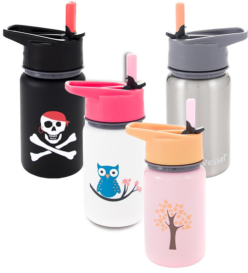 Eco Vessel Scout Kids Bottle For Mom and Keiki