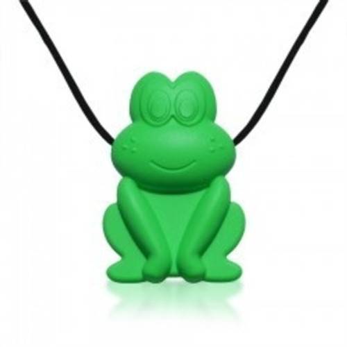 Siliconies Froggy Teething Necklace