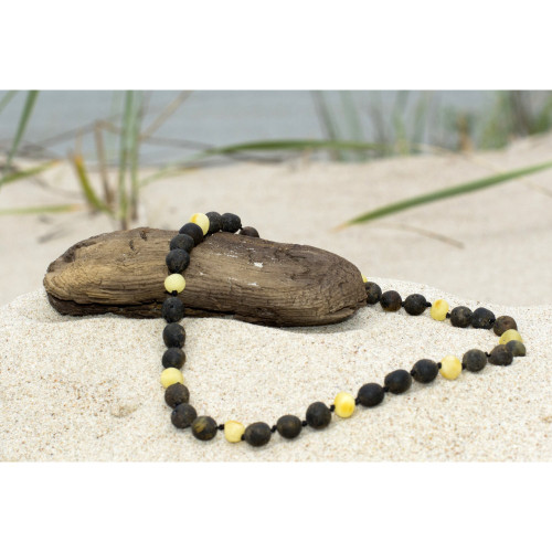 Child of the Sun Amber Teething Necklace