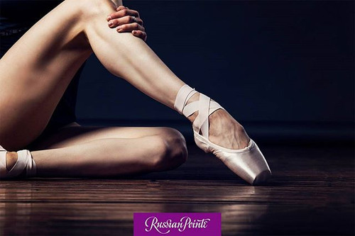 Win a FREE pair of Pointe Shoes (Worth£ 50)