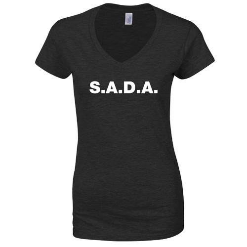 S.A.D.A BRANDED V - SHIRT