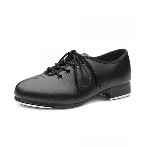 REBECCA JACKSON DANCE ACADEMY BLOCH PU ECONOMY JAZZ TAP SHOES