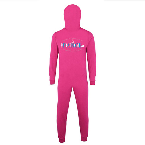 RUTH STEIN SCHOOL OF DANCE BRANDED ONESIE (Pink)