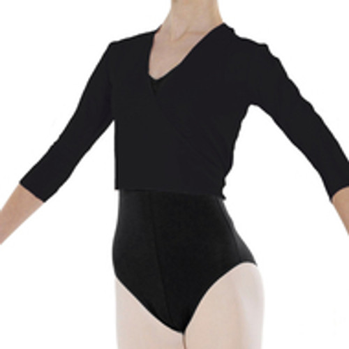 MOLESEY SCHOOL OF BALLET T&P BLACK BALLET WRAP