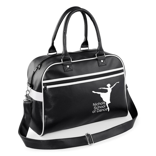 SONYA NICHOLS  SCHOOL OF DANCE BRANDED BAG