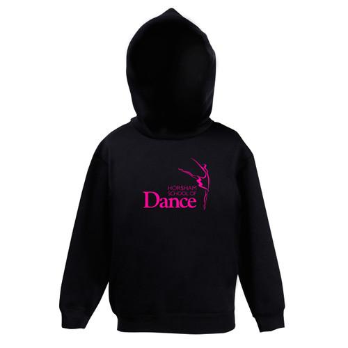 HORSHAM SCHOOL OF DANCE BRANDED HOODIE
