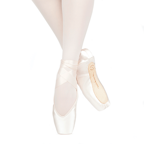 RUSSIAN POINTE 'LUMINA' POINTE SHOES (V-CUT)