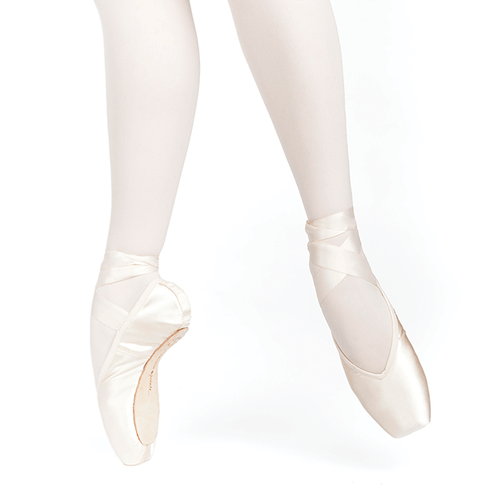RUSSIAN POINTE 'ENTRADA' PRO POINTE SHOES (V-CUT)