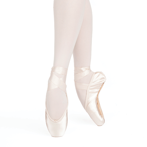 RUSSIAN POINTE 'ENTRADA' PRO POINTE SHOES WITH DRAWSTRING (U-CUT)